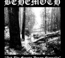 "BEHEMOTH ""And the forests dream eternally"" (1994)"